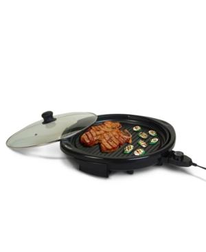 """Elite Gourmet 14"""" Electric Indoor Grill"""