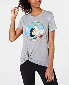 Juniors' Aladdin Graphic-Print T-Shirt