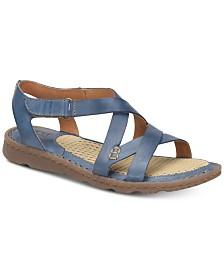 Born Trinidad Flat Sandals