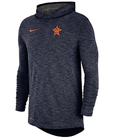 Nike Men's Houston Astros Dry Slub Hooded T-Shirt