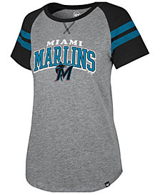 '47 Brand Women's Miami Marlins Flyout T-Shirt