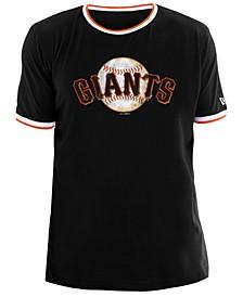 Men's San Francisco Giants Ringer Crew Top