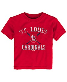 Baby St. Louis Cardinals Crossed Bats T-Shirt