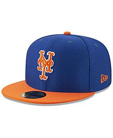 New Era Boys' New York Mets Batting Practice 59FIFTY Cap