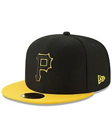 New Era Boys' Pittsburgh Pirates Batting Practice 59FIFTY Cap