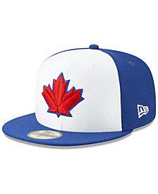 New Era Boys' Toronto Blue Jays Batting Practice 59FIFTY Cap