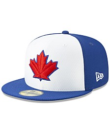 New Era Boys' Toronto Blue Jays Batting Practice 59FIFTY Cap