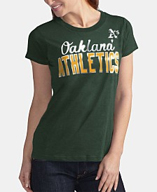 G-III Sports Women's Oakland Athletics Homeplate T-Shirt