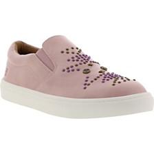 Frye Little & Big Girls Lena Studded Sneaker