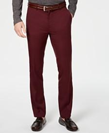 Alfani Men's AlfaTech Slim-Fit Stretch Pants, Created for Macy's