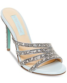 Blue by Betsey Johnson Riri Dress Sandals