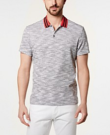Men's Pop Collar Polo, Created for Macy's