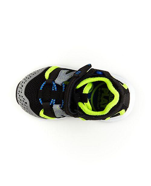 1ba4b73bc55 ... Stride Rite Baby   Toddler Boys Made2Play Nesta Sneaker Sandals ...
