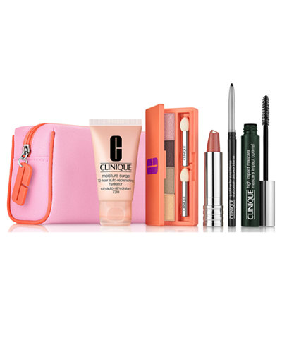 Clinique 6-Pc. Spring Into Color Eye & Lip Makeup Set