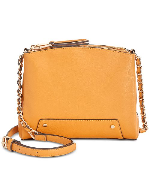 INC International Concepts I.N.C. Trippii Chain Crossbody, Created for Macy's