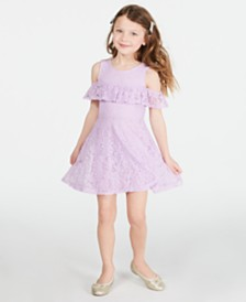 Epic Threads Toddler Girls Floral Lace Dress, Created for Macy's