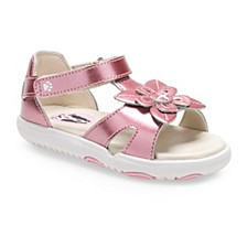 Infant & Toddler Girls Dixie Paw Flex® Sandal