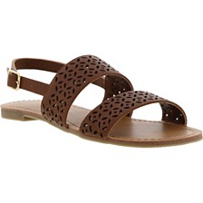 Kenneth Cole Little & Big Girls Kiera Celine Sandal