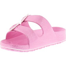 Little & Big Girls Aqua Love Sandal