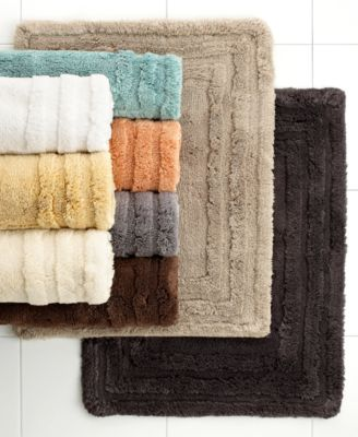 Lovely Hotel Collection Luxe Bath Rug Collection, Created For Macyu0027s