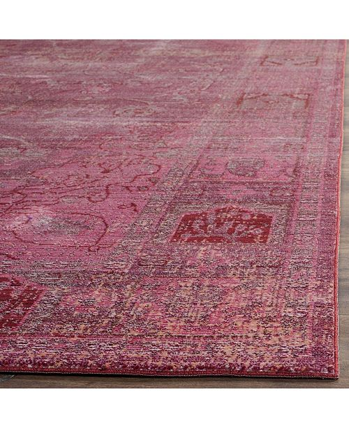 Safavieh Valencia Red 9' x 12' Area Rug
