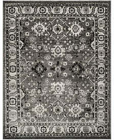 Safavieh Vintage Hamadan Gray and Black 8' x 10' Area Rug