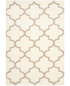 "Montreal Ivory and Beige 5'3"" x 7'6"" Area Rug"