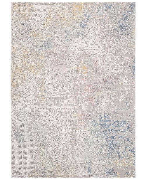 "Safavieh Meadow Gray and Gold 5'3"" x 7'6"" Area Rug"