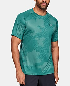 Under Armour Men's Tech™ Camo Short Sleeve Shirt