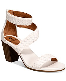 White Mountain Sundown Dress Sandals