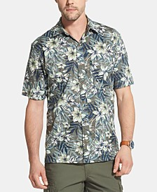 G.H. Bass & Co. Men's Floral Graphic Shirt