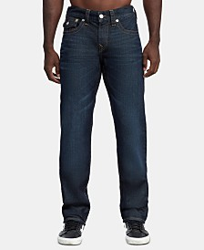 True Religion Men's Geno Flap Jeans