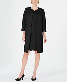 Le Suit Topper-Jacket Dress Suit