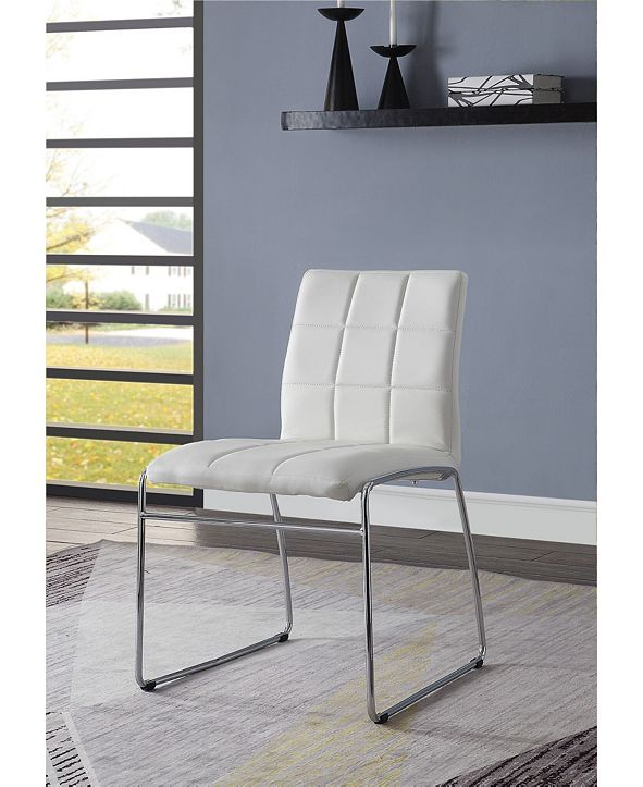 Acme Furniture Gordie Side Dining Chair (Set of 2)