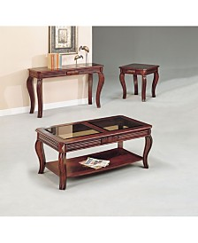 Overture 3-Piece Coffee/End Table Set