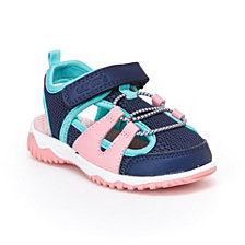 Carter's Toddler & Little Girls Sunny Fisherman Sandal