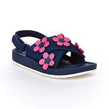 Carter's Toddler & Little Girls Felicia Floral Sandal