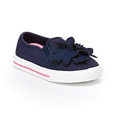 Toddler & Little Girls Desiree Floral Slip On Sneaker