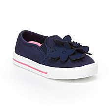 Carter's Toddler & Little Girls Desiree Floral Slip On Sneaker