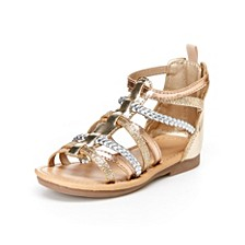 Toddler & Little Girls Fenna Gladiator Sandals