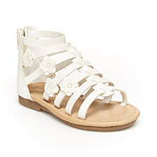 Carter's Toddler & Little Girls Flossie Gladiator Sandal