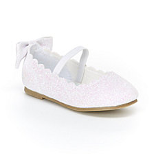 Carter's Toddler & Little Girls Dot Dress Flat