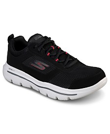 Skechers Men's GoWalk Evolution Ultra - Enhance Walking Sneakers from Finish Line