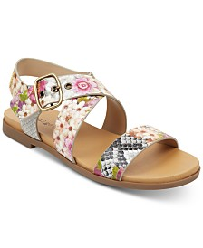 indigo rd. Lelani Crisscross Flat Sandals