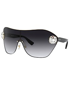 Miu Miu Sunglasses Polarized, MU 68US 58 SS 2019 Special