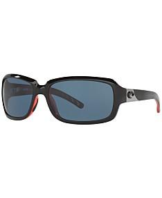 c62d5bb412f3 Costa Del Mar Polarized Sunglasses, ISABELA POLARIZED 64P