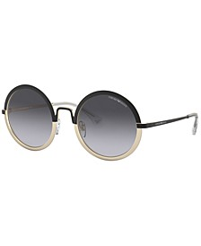 Sunglasses, EA2077 52