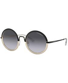 Emporio Armani Sunglasses, EA2077 52