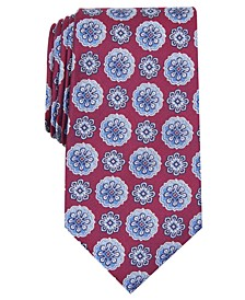 Men's Hayes Classic Medallion Tie, Created for Macy's