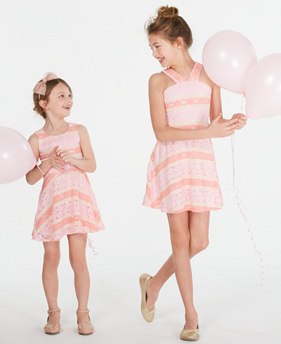 Epic Threads Sisters Lace Dress, Created for Macy's